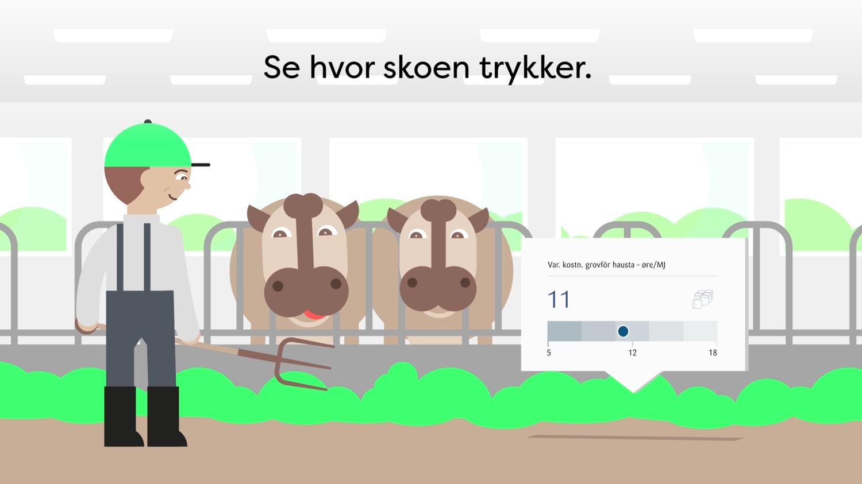 Agrosmart film for Tine og Visma.