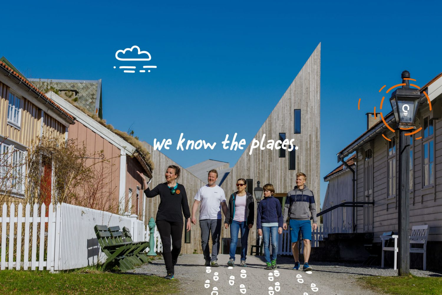 Molde Adventure Center guided and self-guided outdoor activities